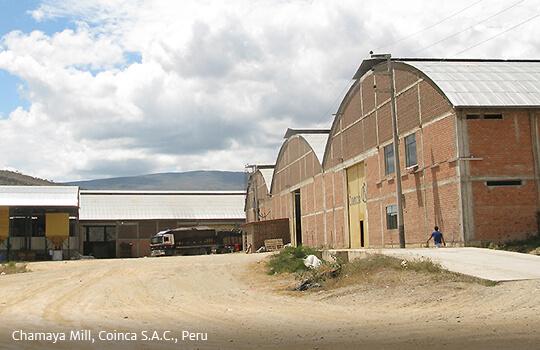 Chamaya Mill Coinca S.A.C. Peru